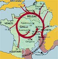 gallischer krieg caesar